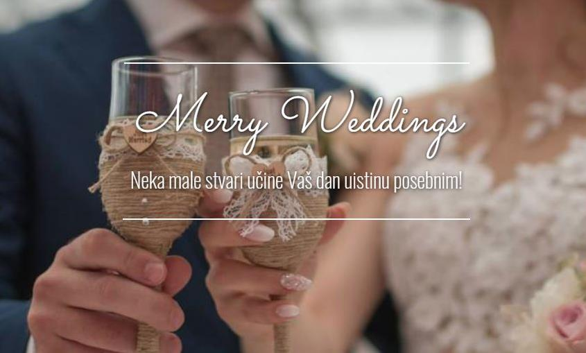 Merry Weddings