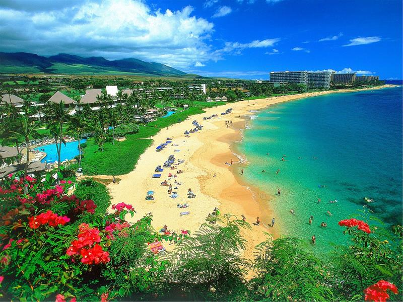 Top destinacije za bračno putovanje: Hawaii