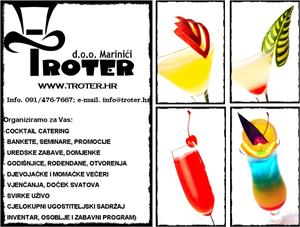 Troter d.o.o. ~ Party & Catering
